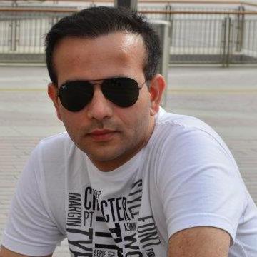 Mehul Chawla, 30, Bangalore, India