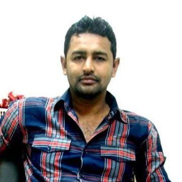 Fahim Jamil, 34, Karachi, Pakistan
