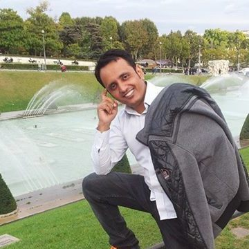 Amar Minhas, 31, Barcelona, Spain