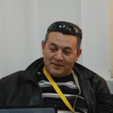 turker, 53, Istanbul, Turkey