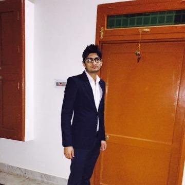 Arun Bajolia, 25, Jaipur, India