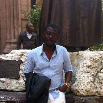 Martins Chimezie, 32, Istanbul, Turkey