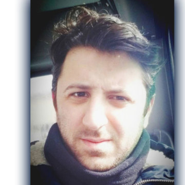 Kadir Çimen, 28, Istanbul, Turkey