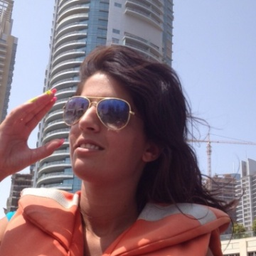 Marina, 25, Dubai, United Arab Emirates