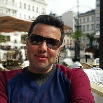 Kursad Bayezit, 38, Edirne, Turkey