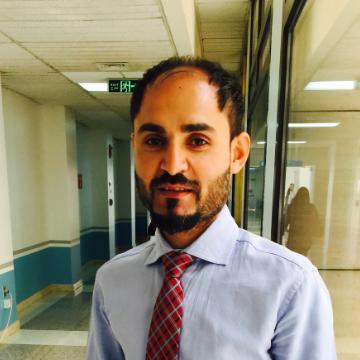 Mazen Monzer, 36, Syria, United States