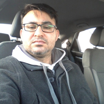 amjad, 44, Birmingham, United Kingdom