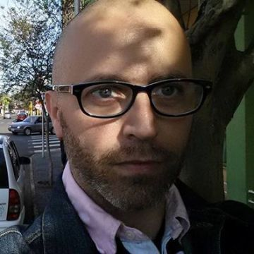 Ivano Stroscio, 42, Lencois Paulista, Brazil