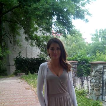 Olga Pylypjak, 29, Ivano-Frankovsk, Ukraine