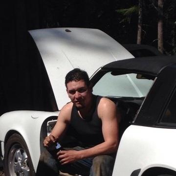 Marco Jimenez, 33, San Francisco, United States