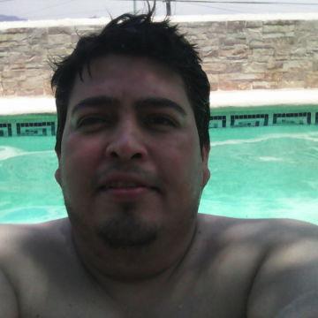 Jorge Manjarrez, 37, Monterrey, Mexico