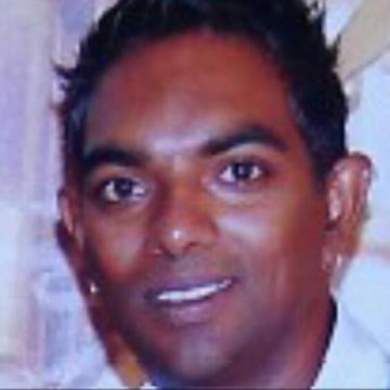 vishnu reddy, 39, Durban, South Africa