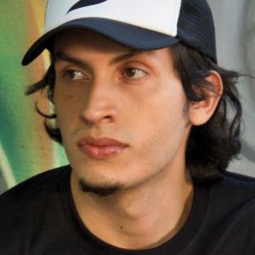 German Vargas, 31, Bogota, Colombia