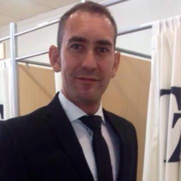 Ismael Martinez, 37, Elche, Spain