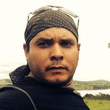 Otto Copeland, 35, Puebla, Mexico