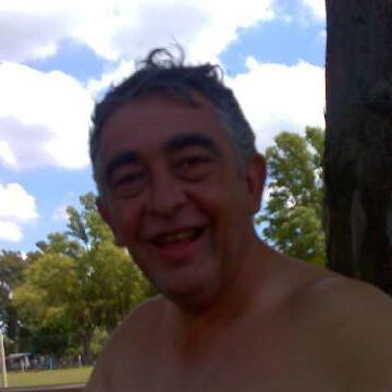Huguito Martinez, 52, San Miguel Arcangel, Argentina