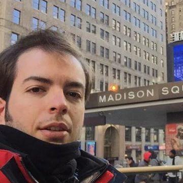 Marcos Lucas Hernandez, 31, Badajoz, Spain