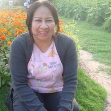จิดารัตย์ แสงชัย, 48, Bangkok Noi, Thailand