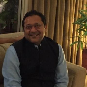 Amar K, 42, Delhi, India