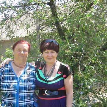 ТАТЬЯНА, 57, Odessa, Ukraine