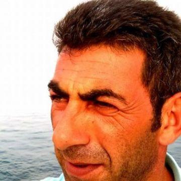 Ali Murat Yerebasmaz, 40, Istanbul, Turkey