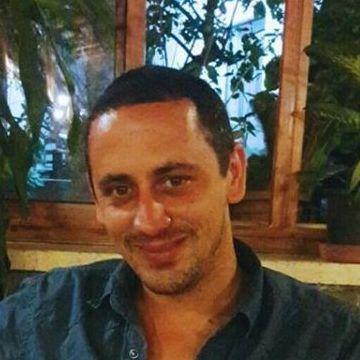 İsmail Gökkaya, 37, Marmaris, Turkey