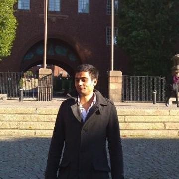 Akmal Kodirov, 31, Warsaw, Poland