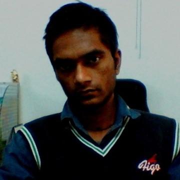 Arun Saini, 21, Delhi, India