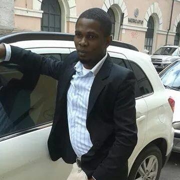 Chris Bobby, 26, Lagos, Nigeria