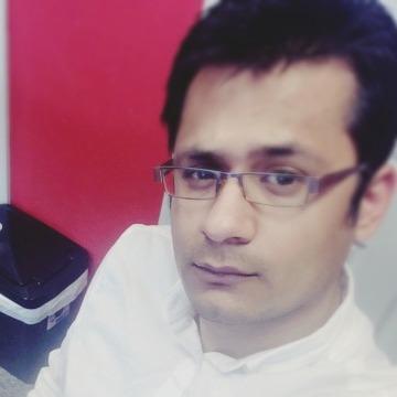 Syed Osama, 27, Columbia, United States