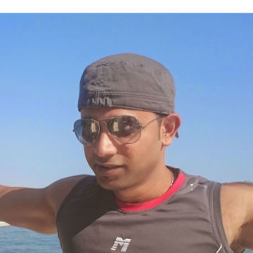 Shiva Pj, 36, Dubai, United Arab Emirates