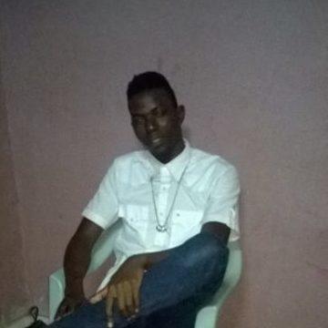 shawn jumah okello, 26, Mombasa, Kenya