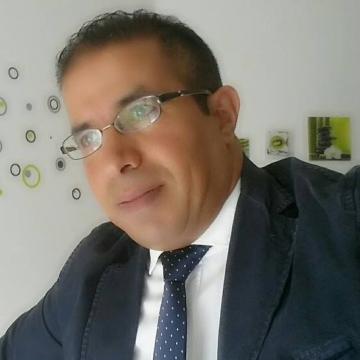Dr-Abdelouahed Taderrhalte, 44, Corato, Italy