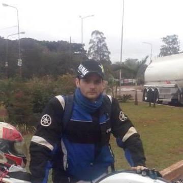 Gabriel Corleone, 37, San Vicente, Argentina