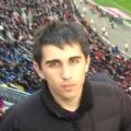 Andranik, 25, Barcelona, Spain