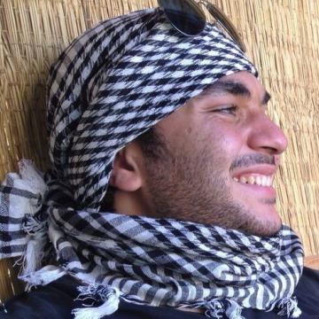 Karim, 28, Cairo, Egypt