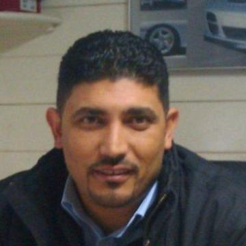 Cengiz, 43, Bielefeld, Germany