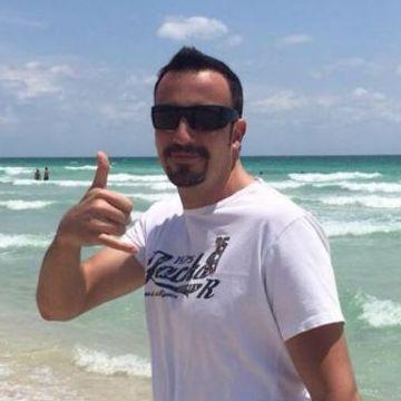 Marc Perez, 34, Barcelona, Spain