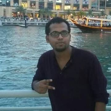Ajmal, 25, Dubai, United Arab Emirates