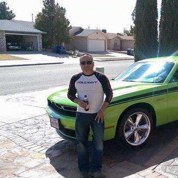 Joe Regalado, 43, El Paso, United States