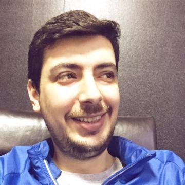 Yunus Emre, 30, Istanbul, Turkey