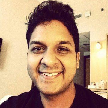 Hemant Mehta, 31, Dubai, United Arab Emirates