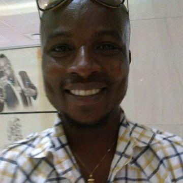 Timmy Adenuga, 30, Accra, Ghana
