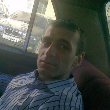 Eduard Gasparyan, 31, Yerevan, Armenia