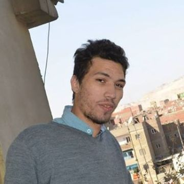 Mostafa Mahmoud, 28, Cairo, Egypt