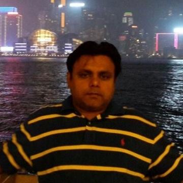 Monish, 34, Ahmedabad, India