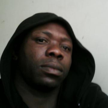 Kingsley Madumere, 37, Dubai, United Arab Emirates