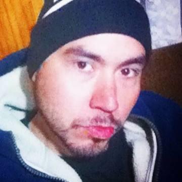 Martin Freeman, 31, Santiago, Chile