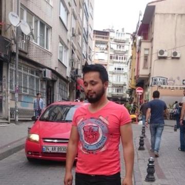Serdar, 31, Istanbul, Turkey