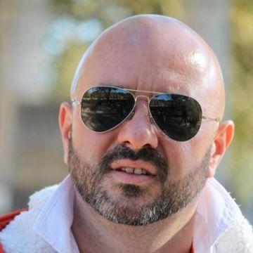 George, 44, Istanbul, Turkey